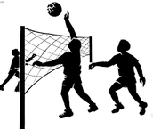 CHARITY POWDERPUFF MENS VOLLEYBALL GAME - APRIL 27TH!