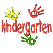 Kindergarten 2017-2018