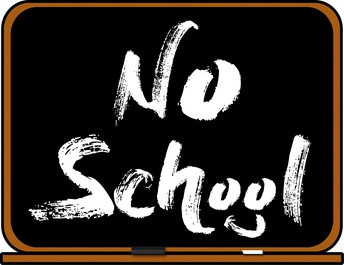 No School Days - January