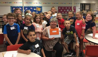 Mrs. Robbins is Awarded Grants