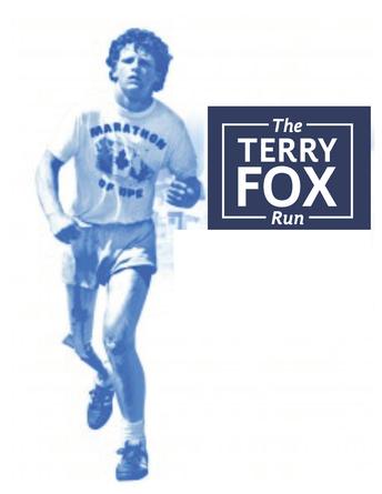 Terry Fox Run - September 26