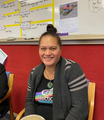 Co-opted Trustee: Stacey Tito -Community