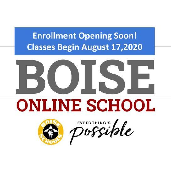 Boise Online School profile pic