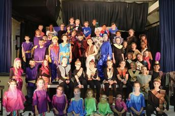 Aladdin Kids Cast