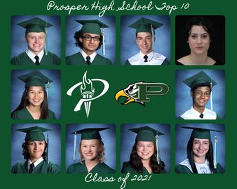Prosper High School Top 10