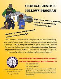 Criminal Justice Fellows Program