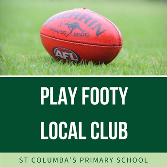 South Perth Junior Football Club registrations for 2020