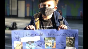 Linea de Tiempo/Timeline project