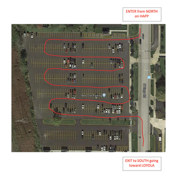 """""""Route"""" - District Parade on Monday, June 8"""