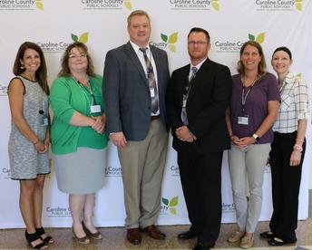 CRHS New Teachers