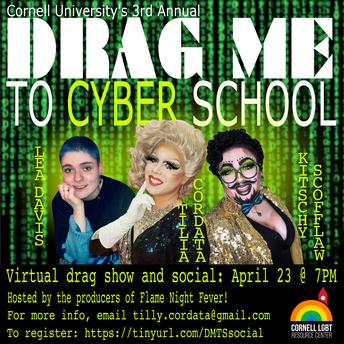 Drag Me To School 2021 Show & Social