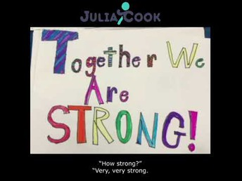 Together We Are Strong (Yucky Bug) by Julia Cook