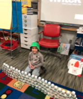 100 Days in Kindergarten