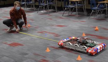 Working on Autonomous Running