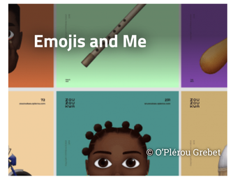 For Middle & High School: Emojis & Me