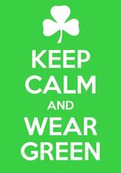 Wear Green for Potocki-Lupski Syndrome Awareness on Wednesday.