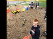 The Sandbox is ALWAYS a Favorite!