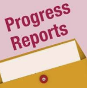 Progress Reports Will Be E-mailed to ParentsThrough Alma on June 14th.