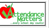 Attendance Matters!  We cannot teach your child if they are not here!