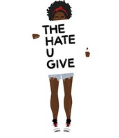 The Hate U Give by Angie Thomas (2017 Good Reads Winner!!)