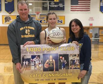 West Genesee Athlete Reaches a Milestone