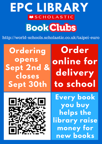 Scholastic Book Club - by Emma Crofts