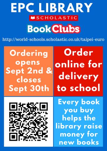 Scholastic Book Club - by Emma Crofts