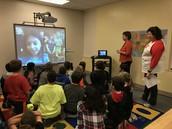 4th Grade Participates in Mystery Skype