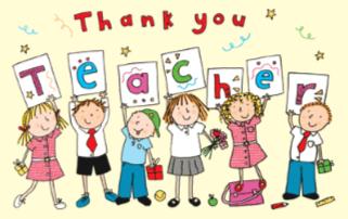 thank you teacher icon