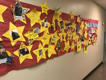 Avonworth Elementary Honors Veterans