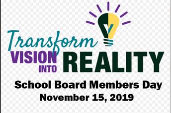 Students to honor School Board Members at November meeting