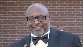 This Year's Keynote: Rev. Theron Jackson