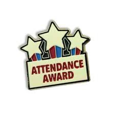 Classes with the BEST attendance for April