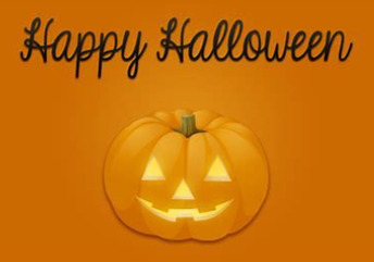 Halloween Costume Contest--Tuesday, October 27 AND Friday, October 30
