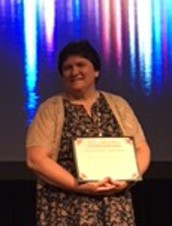 "JJSHLP  ""School Nurse Leader"" Award Recipient - 2016 Fellow - Estelle Watts, DNP, RN, NCSN"