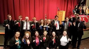 PHS Speech Team