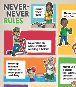 8 Never Never Rules