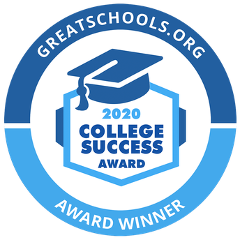 MHS Selected as Finalist for GreatSchools.org College Success Gold Award 2021