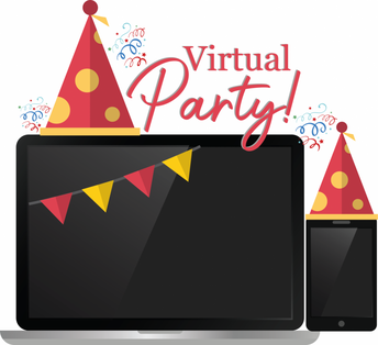 Student Council-Virtual Party  for 4th and 5th graders