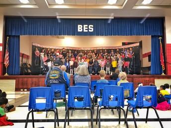 5th Grade Music Program