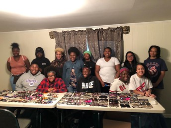 Appling Middle CTSO Members Give Back