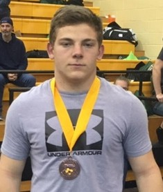 Vaughan Bufkin Represents Spring Hill at the State Powerlifting Meet