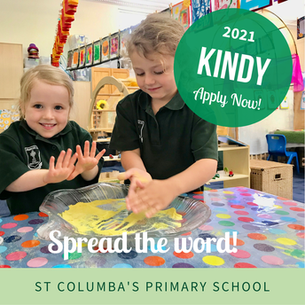 Kindy 2020 and 2021 - Inviting Applications