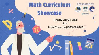 Math Curriculum Showcase