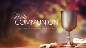 Holy Communion Procedures
