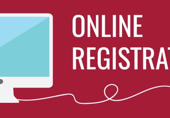 Online E-Registration - Due Aug 12