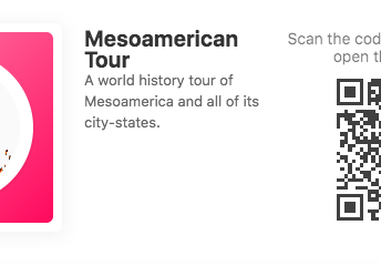 Mesoamerican Metaverse augmented reality review