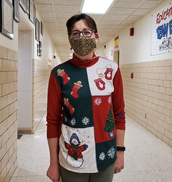 How do you like my sweater?