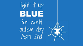 Wear Blue on Tuesday!