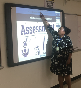 Formative Assessment Professional Development